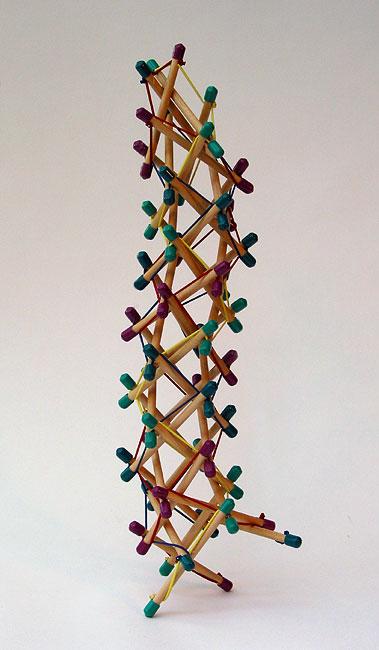 Spiral Vertebral Mast