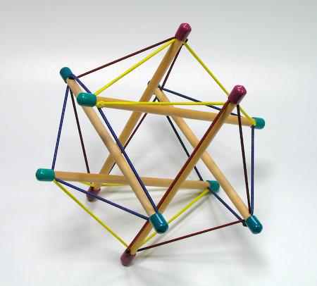 Tensegrity Icosahedron